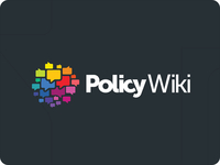 Policy Wiki - Web and UI design
