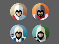 Icon Project - Assassins