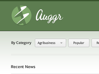Auggr - Design Update