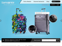 Samsonite Redesign [LIVE]