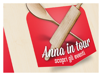 Anna Dente, web site for Italian Chef