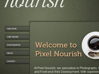 Welcome to Pixel Nourish