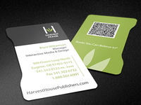 New Logo & Business Card