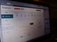 Neatness Dashboard