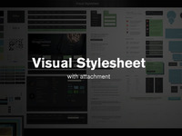 Visual Stylesheet (in full)