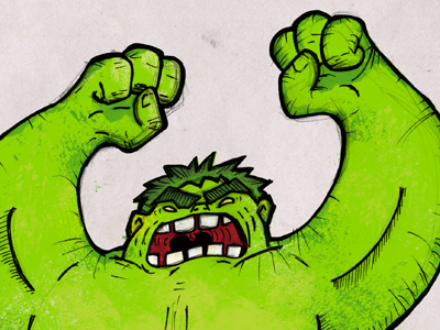 Hulk-incredible-green-chad-albers-weirdoboy-avengers-sm