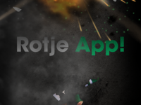 Rotje App splash screen