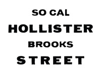 Old Hollister Graphics