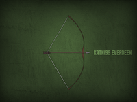 2012 The Year of Archer - Katniss Everdeen