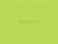Colours Rebound #BADA55