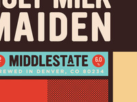 Middlestate Label Exploration