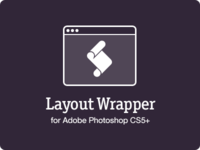 Layout Wrapper for Photoshop