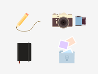 Design workout icons