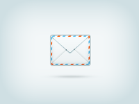 You've got mail (icon)