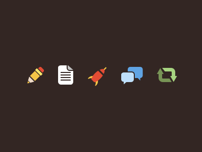 Conversations_iconset_dribbble