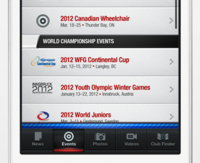 Curling.ca Mobile