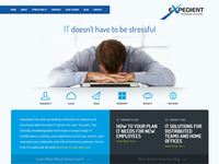 Expedient IT Website Design