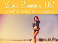 Vintage Summer in US