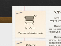 Cart blueprint
