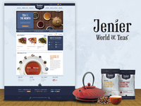 Jenier - World of Teas