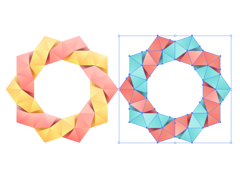 Polygon Pentagons