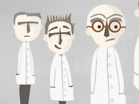 All Scientists Dribbble