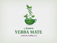 Healthy Tea Logo Design Update