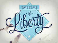 Emblems of Liberty Title