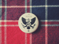 Furnessadelphia Eagle Pin