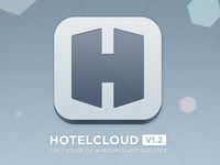 New HotelCloud app Icon