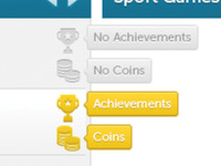 Coins & Achievements