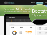 Bootstrap Themes - Display page