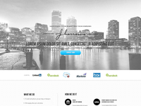 Marketing Homepage