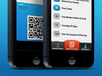 Belly App, iPhone 5 + Passbook