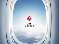 Air Canada logo proposal