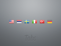 Tabs: Around the World 2