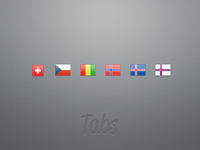 Tabs: Around the World 4