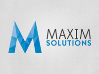 Maxim Solutions Polygon Logo