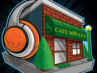 Cafe Sonata Icon