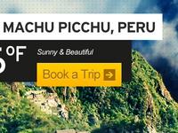 Peru Vacation Website