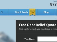 Debt Website