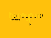 Honeypure wordmark