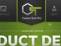 Carbon Tech Pro Homepage