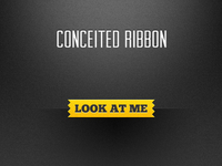 Conceited Ribbon