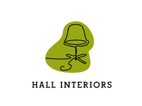 Hall interiors logo