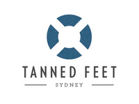Tanned Feet Sydney Vertical