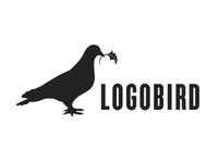 New Logobird Horizontal
