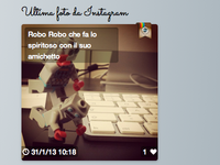 Instagram Widget WordPress