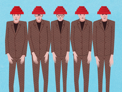 Are We Not Men? WE ARE DEVO!