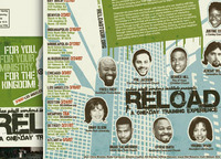 RELOAD 06-07 brochure art